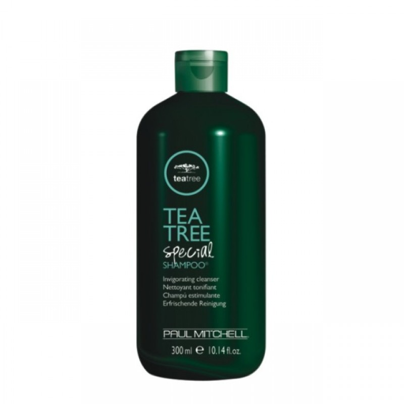Sampon revigorant Tea Tree Special, 300 ml, extract arbore ceai