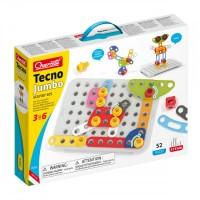 Tecno Jumbo Starter Set Quercetti, 3 ani+