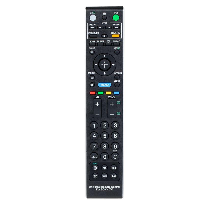 Telecomanda universala LED TV Sony, Negru 2021 shopu.ro