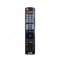 Telecomanda universala TV LCD LG Well