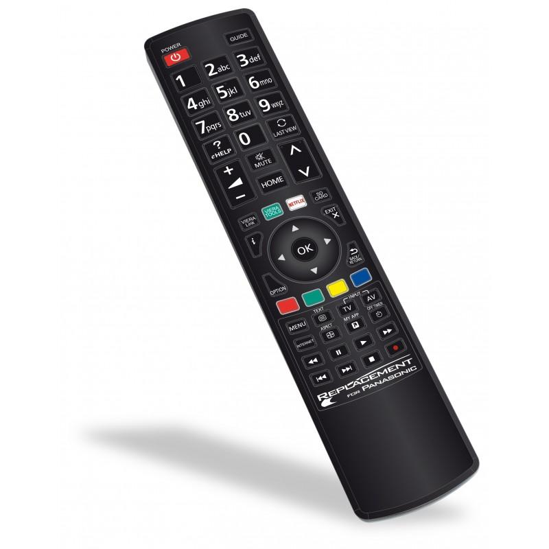 Telecomanda universala TV LCD Panasonic Jolly 2021 shopu.ro