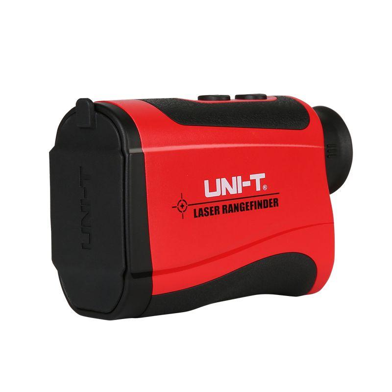 Telemetru digital LR1000 UNI-T, acuratete 1 m, marire 7x 2021 shopu.ro