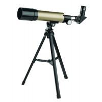 Telescop GeoSafari Vega 360, lentile stica 50 mm, marire 80x