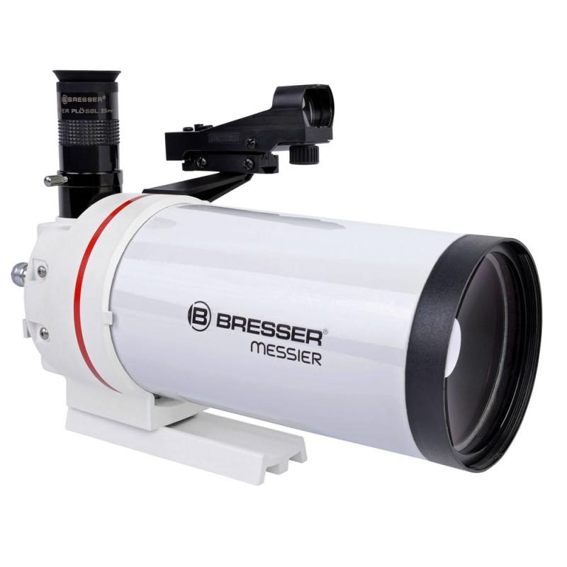 Telescop Maksutov-Cassegrain Bresser Messier 90/1250, alimentare CR2032 2021 shopu.ro