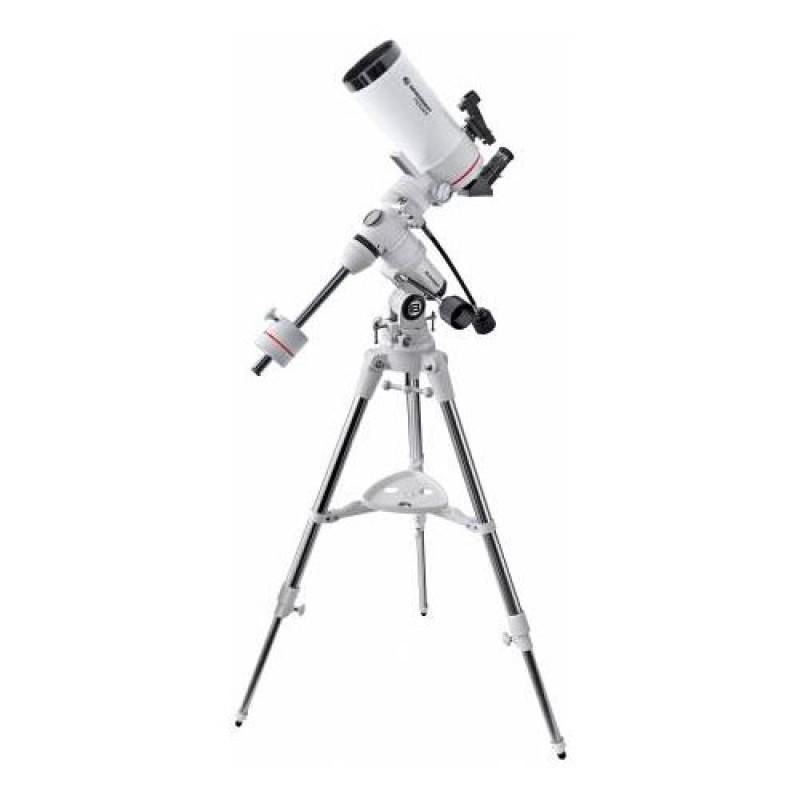 Telescop Maksutov Cassegrain Bresser Messier MC-100, montura equatoriala