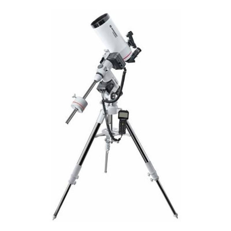 Telescop Maksutov Cassegrain Bresser Messier MC-100, montura equatoriala cu GOTO 2021 shopu.ro