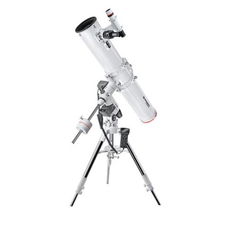 Telescop reflector Bresser, ratia focala f/8, design optic newtonian/reflector 2021 shopu.ro