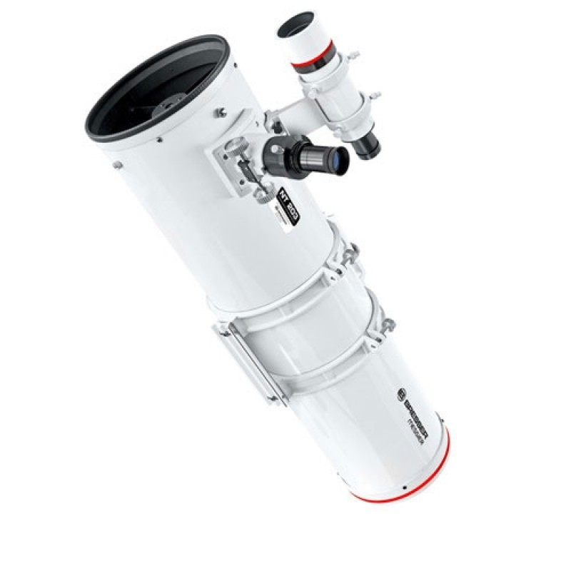 Telescop reflector Bresser 400x203, design optic newtonian/reflector 2021 shopu.ro