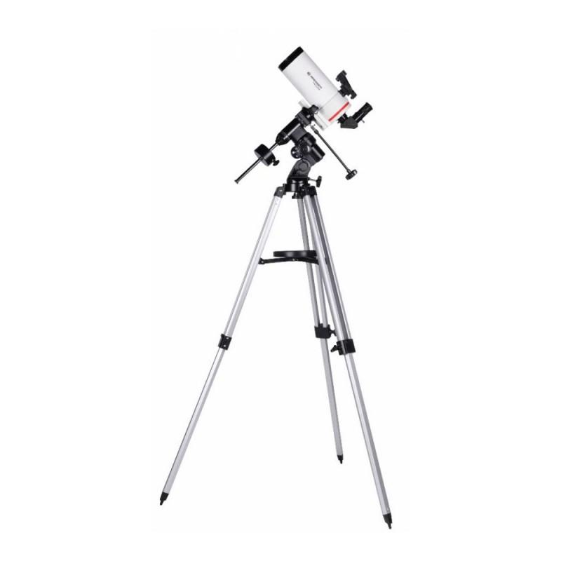 Telescop reflector Bresser EQ3 100/1400, montura equatoriala 2021 shopu.ro