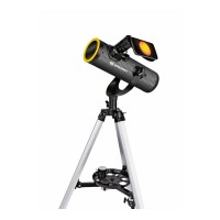 Telescop reflector cu filtru solar Bresser Solarix 76/360, tripod aluminiu