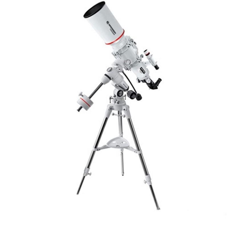 Telescop refractor Bresser, 200 x, montura mecanica Exos 2021 shopu.ro