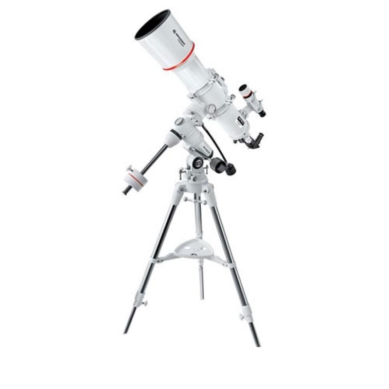 Telescop refractor Bresser, montura EXOS 1, ratie focala f/5 2021 shopu.ro