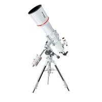 Telescop refractor Bresser, ratie f/7.9, montura EXOS 2