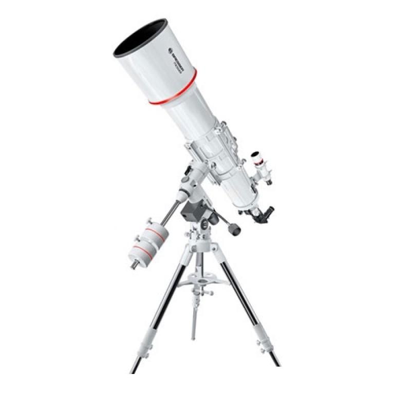 Telescop refractor Bresser, ratie f/7.9, montura EXOS 2 2021 shopu.ro