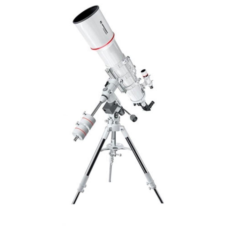 Telescop refractor Bresser, montura EXOS 2, ratie focala f/5 2021 shopu.ro