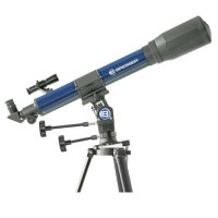 Telescop refractor Bresser Junior 140x70, montura azimutala