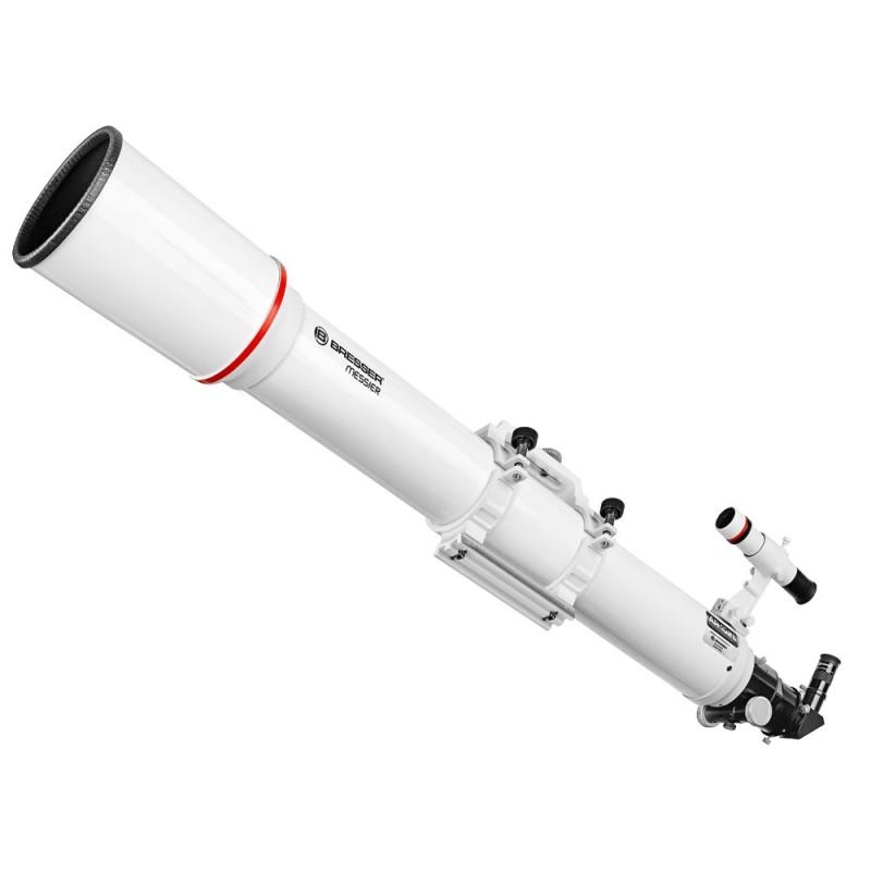 Telescop refractor Bresser Messier AR-102L/1350, accesorii incluse 2021 shopu.ro