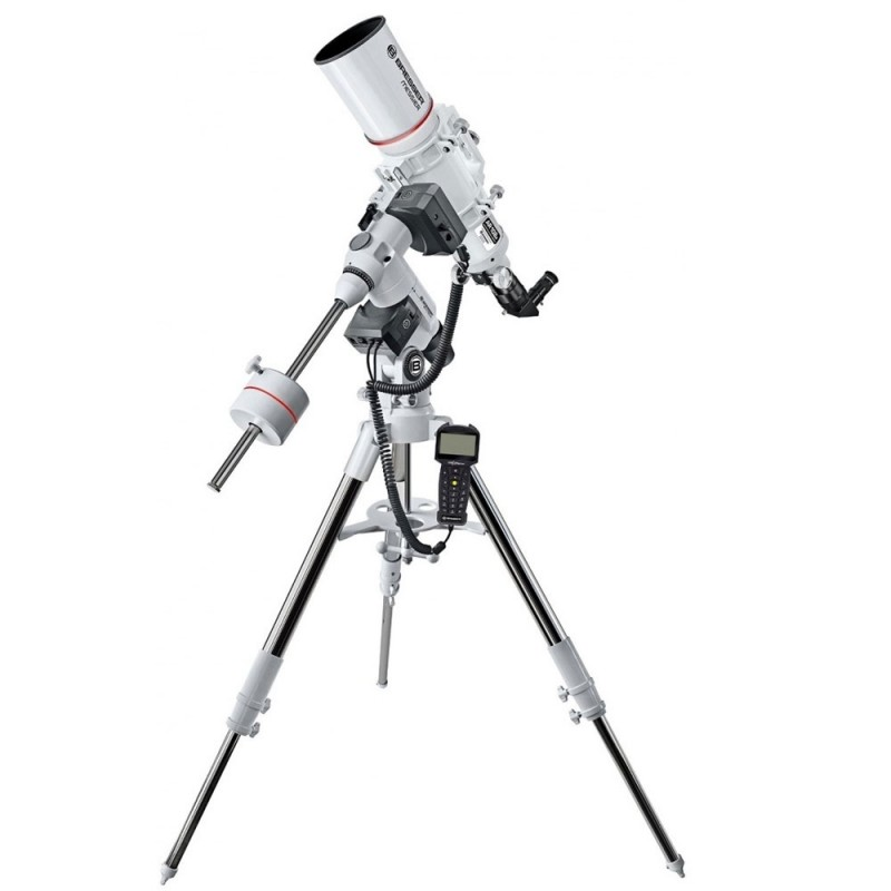 Telescop refractor Bresser Messier AR-102XS/460 EXOS-2/EQ5 GOTO 2021 shopu.ro