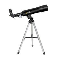 Telescop refractor National Geographic 50/360, 18x-60x, raport focal 7.2
