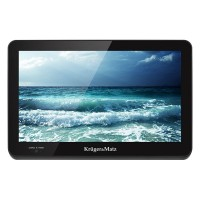 Televizor portabil Kruger Matz, 10.1 inch, DVB-T2, rezolutie HD, port USB