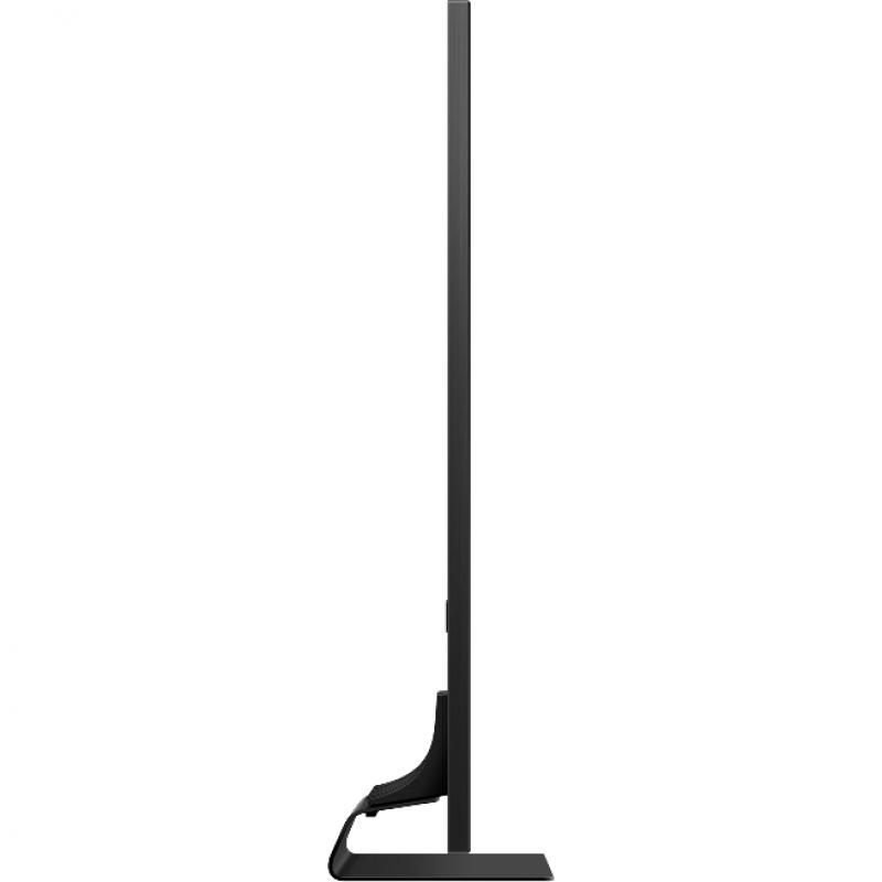 Televizor Smart Samsung, diagonala 163 cm, 8K Ultra HD, QLED, Clasa D, control vocal, functie Q-Symphony, Negru
