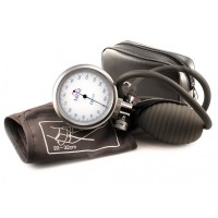 Tensiometru aneroid fara stetoscop, geanta depozitare