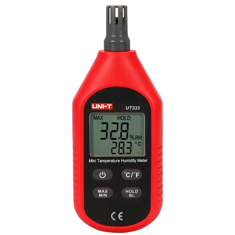 Termohigrometru UNI-T, oprire automata, indicator baterie descarcata 2021 shopu.ro