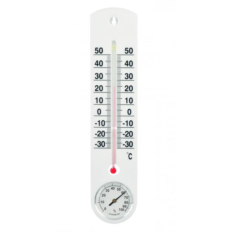 Termometru cu higrometru Minut 2021 shopu.ro