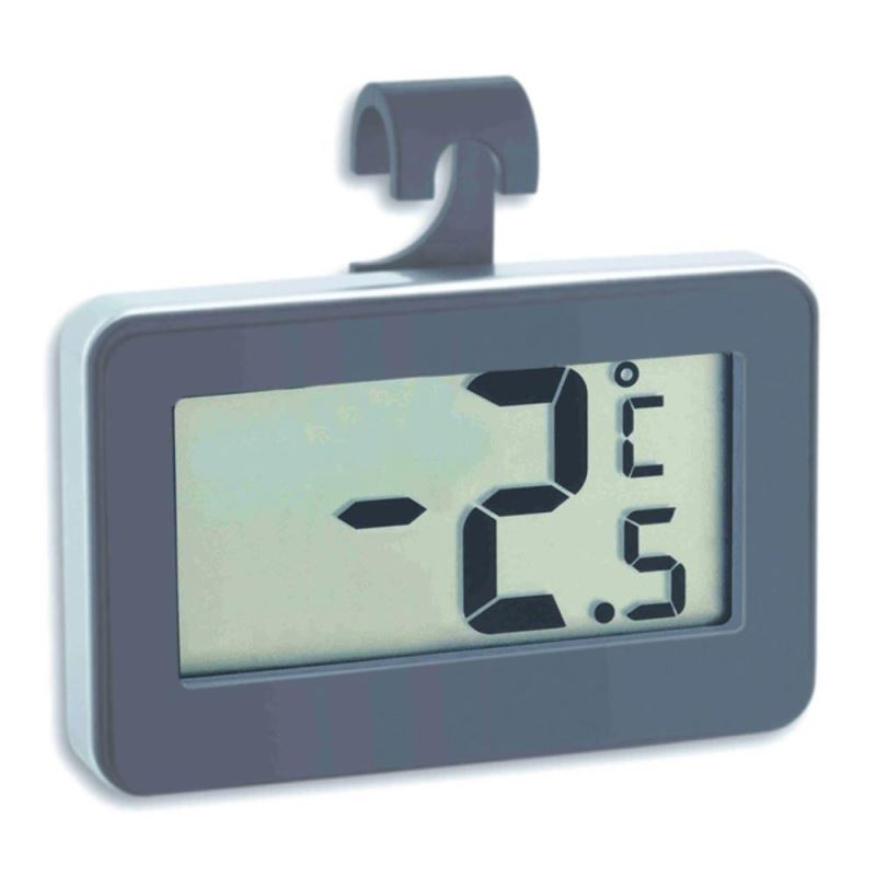 Termometru digital pentru frigider TFA, suport magnetic