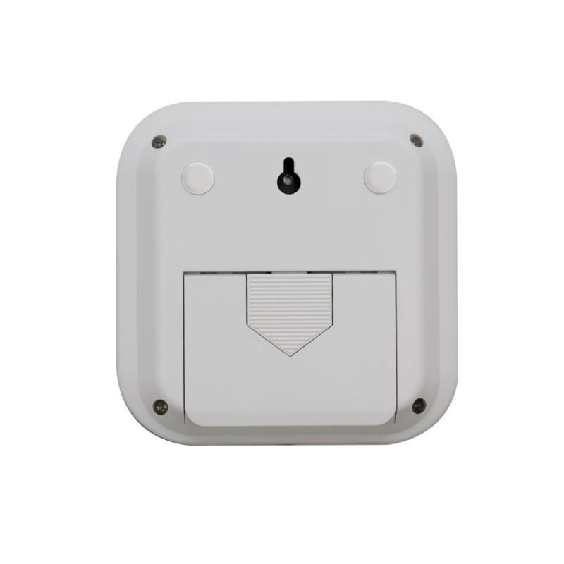 Termometru digital Zokura, ecran tactil, functie alarma, avertizare sonora