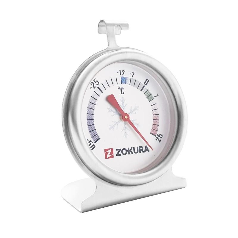 Termometru frigider Zokura, 66 x 34 x 90 mm, suport sertar 2021 shopu.ro