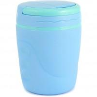 Termos Lulabi pentru alimente lichide sau solide, 1.2 L, Blue