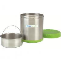 Termos pentru alimente BebeduE, 850 ml, geanta de transport