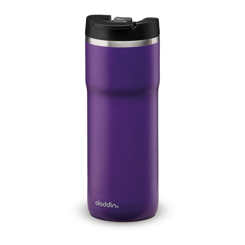 Termos Java Thermavac Aladdin, 470 ml, perete dublu, interior vidat, inox, Violet Purple 2021 shopu.ro