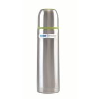 Termos BebeduE pentru lichide, 500 ml, otel inoxitabil, gri