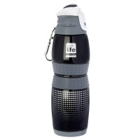 Termos Sport EcoLife, 400 ml, Negru
