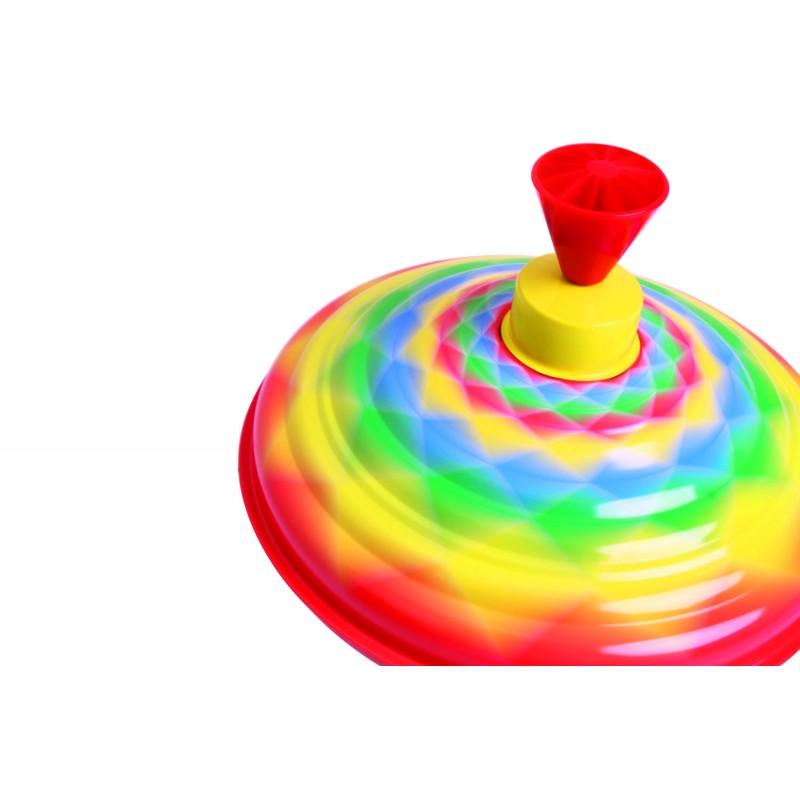 Titirez viu-colorat Top - Top, 3 - 8 ani