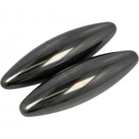 Torpile magnetice Keycraft, Hematit, 6 cm, 3 ani+, Negru