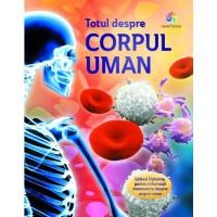 Carte educativa pentru copii Totul despre corpul uman Corint, 5 ani+