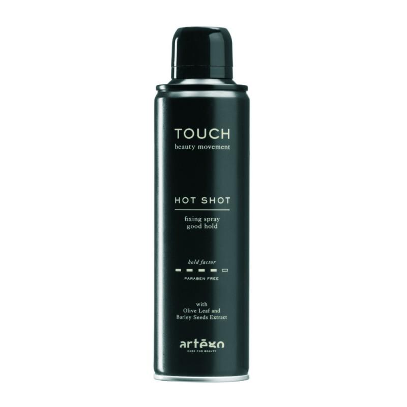 Fixativ Touch Hot Shot Artego, 500 ml, grad de fixare 4 2021 shopu.ro