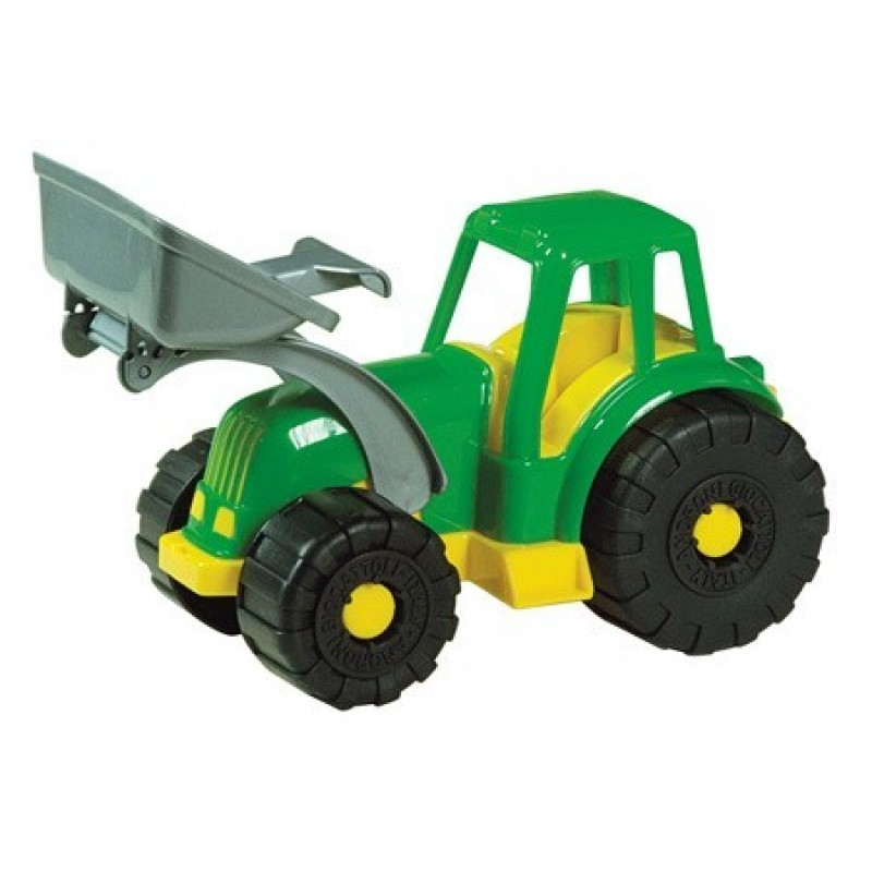 Tractor cu elevator Power Worker, 30 x 13 cm