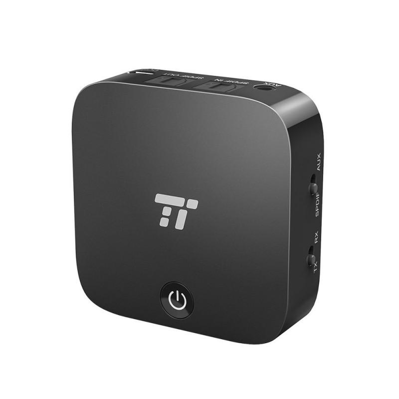 Transmitator si Receptor audio TaoTronics, Bluetooth 4.1, Jack 3.5 mm 2021 shopu.ro