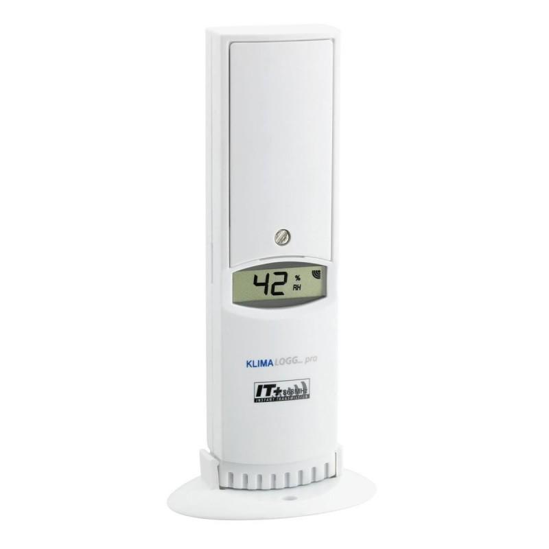 Transmitator wireless extern pentru Klimalogg Pro, LCD, temperatura/umiditate 2021 shopu.ro