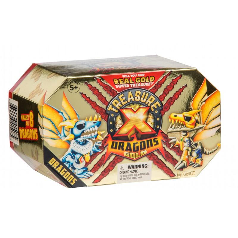 Joc nisip Treasure X S2 Dragon, 5 ani+ 2021 shopu.ro