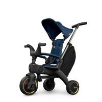 Tricicleta Doona Liki Trike S3, suporta 20 kg, 10 luni - 3 ani, Royal Blue