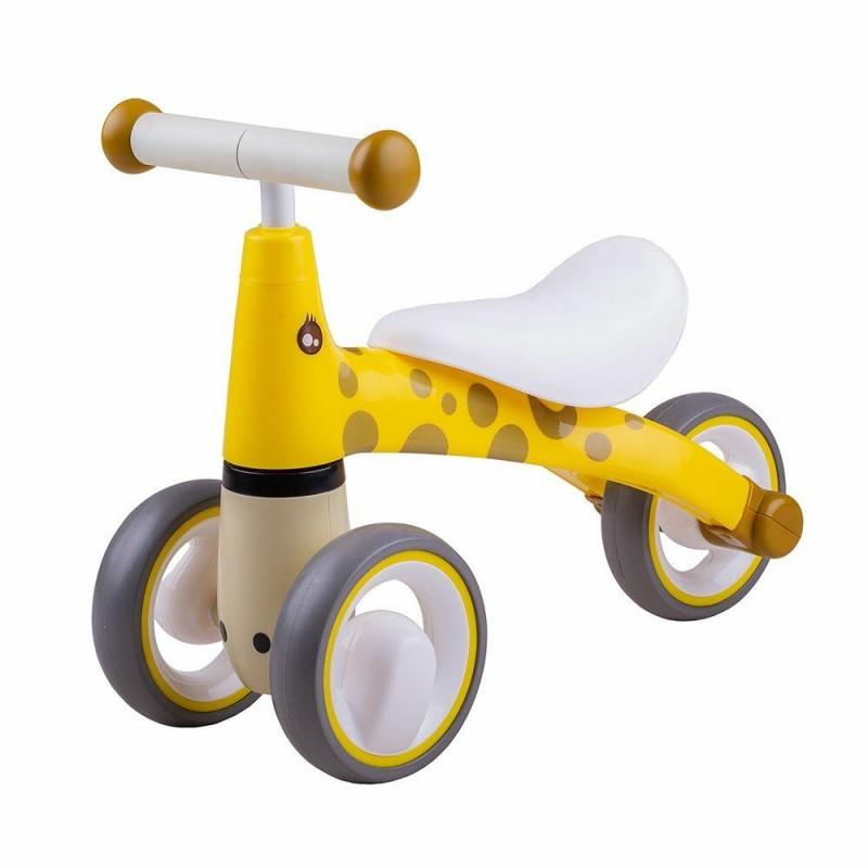 Tricicleta fara pedale Girafa Didicar, 24 x 51.5 x 18.5 cm 2021 shopu.ro