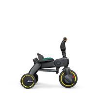 Tricicleta Liki Trike Doona S5 Racing Green, suporta maxim 20 kg