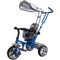 Tricicleta Super Trike Sun Baby, 12 luni+, suporta maxim 25 kg, Albastru