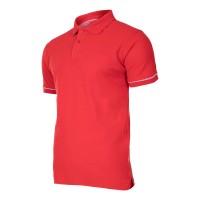 Tricou bumbac Polo Lahti Pro, marimea XL, rosu
