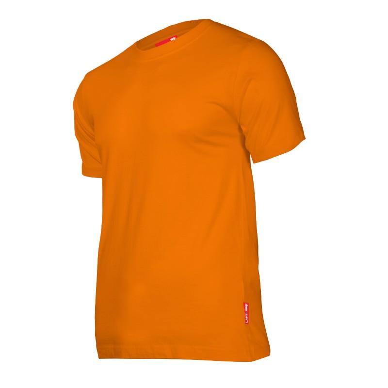 Tricou bumbac Lahti Pro, marimea L, portocaliu 2021 shopu.ro